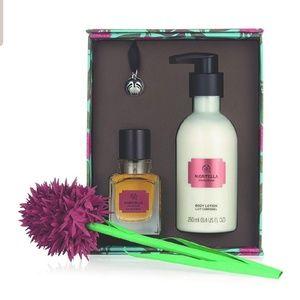 Body Shop Fragramce Gift Set